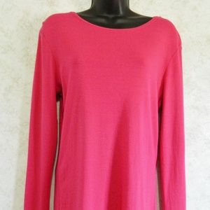 Gap Supersoft Ladies Long Sleeve Knit Top Large